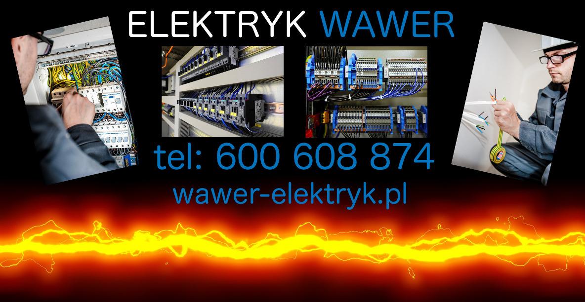 Wawer Elektryk, Usługi elektryczne Warszawa